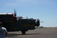 B24 Liberator Witchcraft (courtneyisapirate) Tags: oregon foundation corvallisoregon witchcraft liberator corvallis b24 collings