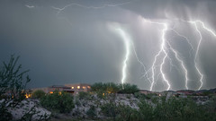 a million volts or more (bugeyed_G) Tags: arizona southwest nature rain weather night landscape long exposure desert suburbia monsoon vail lightning sublime thepinnaclehof kanchenjungachallengewinner bugeyedg tphofweek213