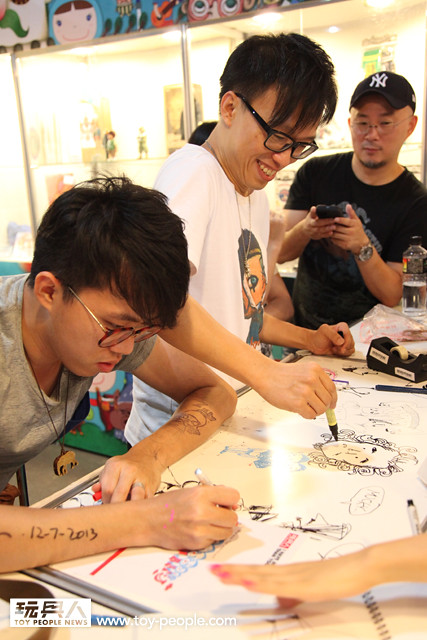 台北國際玩具創作大展 TTF2013 現場報導