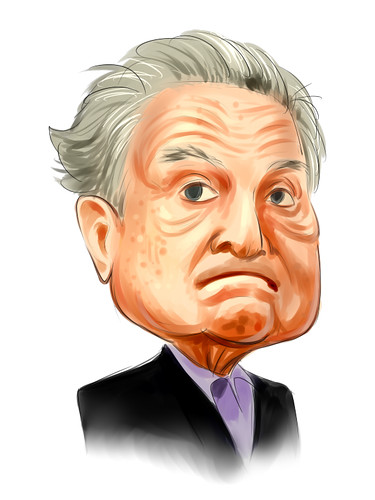 George Soros, From FlickrPhotos