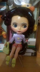 Blythe has some new clothes