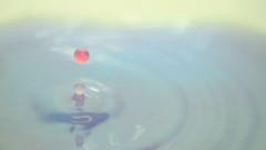and then Milk (MorboKat) Tags: blue red color colour macro water milk waterdrop drop drip droplet splash dye colouring highspeed fooddye foodcolor foodcolour liquidart liquidsculpture stopshot liquidartliquidliquidsculpture