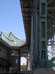 Jacques Cartier bridge 5 (Vanishing Montréal) Tags: art history architecture photography montreal demolition histoire newconstruction villedemontreal disappearinghistory