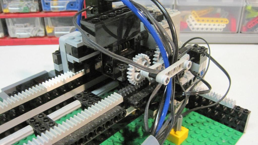 lego mindstorms tic tac toe instructions