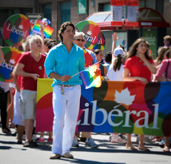 Montreal Pride Parade 2013 (montreal_bunny) Tags: summer montreal august pride liberalparty iamcanadian justintrudeau montrealprideparade2013