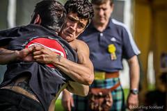 Scott Melia and George Reid (FotoFling Scotland) Tags: scotland kilt wrestling argyll scottish kilts wrestlers highlandgames dunoon georgereid cowalgathering scottishbackholdwrestling garyneilson scottjohnmelia scottmellia