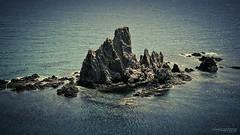 Arrecife de las sirenas / Sirens reef (Adela Santana) Tags: beach landscape mar spain desert playa paisaje desierto reef almeria fondo marino sirens
