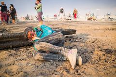 P9017923 (KayOne73) Tags: city man black festival rock lens outdoors four prime playa olympus nv burning f brc micro 18 zuiko omd thirds 17mm em05 2013