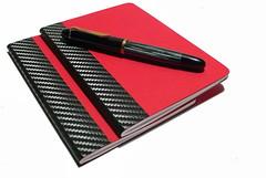 Aniki Carbon Red Notebook A6 (ALI IKIZKAYA) Tags: notebook aniki