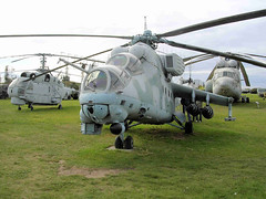 """Mi-24 Hind (12) • <a style=""""font-size:0.8em;"""" href=""""http://www.flickr.com/photos/81723459@N04/9964315303/"""" target=""""_blank"""">View on Flickr</a>"""