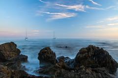 (Buratti Luca) Tags: sunset saint nikon long exposure tramonto cannes cpl hoya 18105 honorat lesainthonorat d7000 triopo nikon18105vr nikond7000 mx1128 pp461e