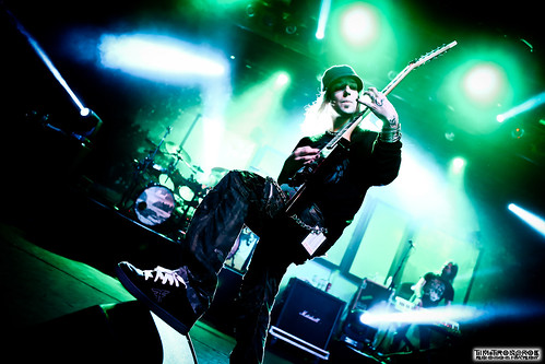 CHILDREN OF BODOM Trix 04.10.2013 -® Tim Tronckoe (9)