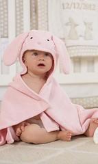 Bebedeko (Bebedeko) Tags: pink baby cute rabbit beautiful turkey shower bath good turkiye like istanbul banyo bebek tavsan pembe bebedeko