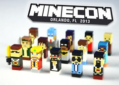 Minecon 2013! (MGF Customs/Reviews) Tags: night back orlando lego florida live style kingdom fallen figure take custom build dig additional microworld 2013 antvenom minecraft micromobs bajancanadian minecon skydoesminecraft captainsparklez huskymudkipz vision:text=0676 vision:outdoor=0757 vision:car=0504 chimneyswift11 ihascupquake deadlox xrpmx13