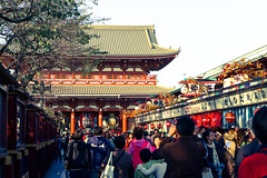 Surely Temple? (tagois) Tags: japan sensoji tokyo  nippon  asakusa tky