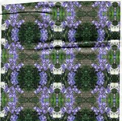 Bluebells (winterblossom58) Tags: flowers wallpaper beautiful bluebells pretty fabric lovely bluebell giftwrap purpleflowers flowery flowerart floweringplants walldecals