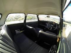 '74 Mini 1000 (Justin__Case) Tags: black classic car vintage austin 1974 interior interieur go mini malta collection cooper pro minicooper inside edition 74 1000 leyland malte madliena gopro garghur