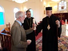"""Die Kerze wird an den armenischen Erzbischof, Avak Asadourian übergeben • <a style=""""font-size:0.8em;"""" href=""""http://www.flickr.com/photos/65713616@N03/11046568275/"""" target=""""_blank"""">View on Flickr</a>"""