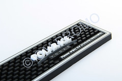 Polar Ice PVC Bar mat (ompromo) Tags: pvc mineralwater polarice barmat