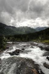 Norway 2013 (Michel van den Bogaard) Tags: norway waterfall hdr noorwegen 2013 nasjonal turistveg likholefossen michelvandenbogaard norway11