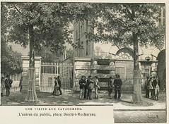 Paris Ignoré 1893.pompes funèbres cimetières,ill m