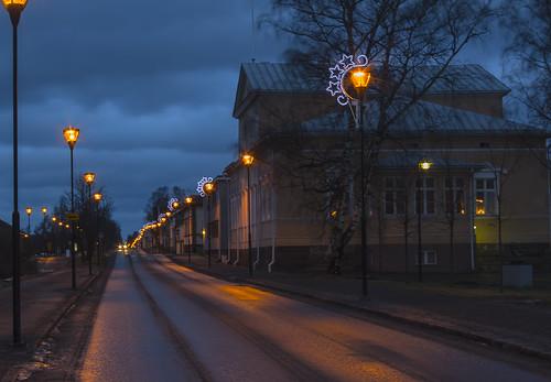 Rantakatu in Raahe