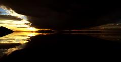 Eternal sunset of the beautiful lake..! (Vafa Nematzadeh Photography) Tags: