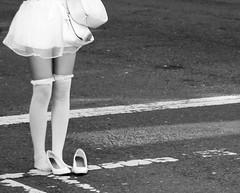 JennyTucker_HarajukuGirlinCrosswalk_Culture