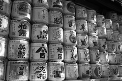 The Meiji shrine 2 (Yama-Take) Tags: leica monochrome shrine m8 meiji leicam8
