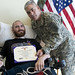 Vice Chief Awards Purple Heart