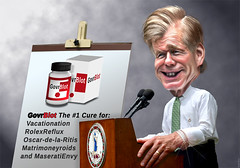 Bob McDonnell - A Gift for Grab (DonkeyHotey) Tags: art face illustration photomanipulation photoshop photo political politics cartoon manipulation politician scandal karikatur caricatura commentary politicalart karikatuur politicalcommentary maureenmcdonnell bobmcdonnell starscientific donkeyhotey