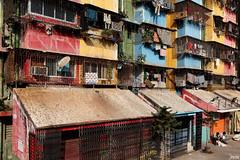 Coloring Poonam (_Spoutnik) Tags: india bombay mumbai inde andheri andherieast poonamnagar