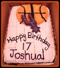 San Antonio Spurs cake by Stephanie, Triad Area, NC, www.birthdaycakes4free.com