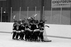 19012014-DSC_6304.jpg (Magnus Nicander) Tags: blackandwhite white black ice sports hockey sport nikon sweden icehockey junior rink strängnäs ishall d7000