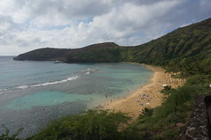 Hanauma Bay Nature Preserve, Oahu, Hawaii (katsuhiro7110) Tags: hawaii oahu disney shore tropicalisland honolulu waikikibeach kalakaua dvc koolinabeach kuhiobeach 威基基海灘 disneyvacationclub hanaumabaynaturepreserve aulani 2014february hawaiifebruary2014