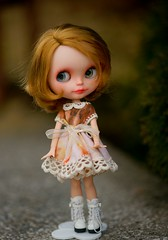 Blythe spring dress