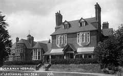 Buchanan Hospital, St Leonards on Sea (robmcrorie) Tags: sea history st hospital sussex britain patient medical health national doctor buchanan nhs service medicine british nurse joanna healthcare illness leonards ophthalmic coittage infiormary