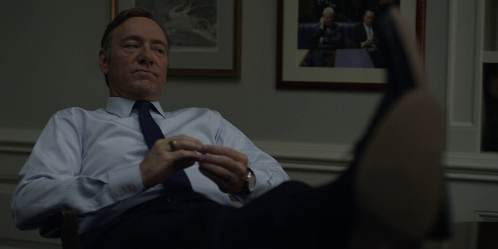 Kevin Spacey Shoe Size