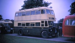 ACH627 (21c101) Tags: 1969 brush 27 derby daimler 1947 cvd6 derbycorporation ach627