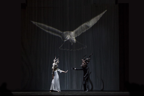 Musical Highlight: The Cry of the Falcon motif from Strauss's Die Frau ohne Schatten