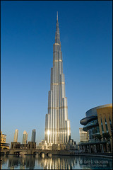 Burj Al Kalifa (Greg Vaughn) Tags: travel vertical architecture buildings landscape design dubai extreme scenic middleeast landmark icon most tall iconic unitedarabemirates biggest tallest superlative worldstallestbuilding gregvaughn burjalkalifa 10030905