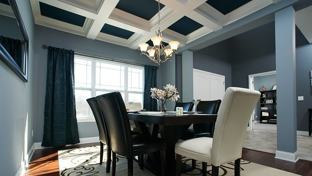 Fairfax Custom Dining Room