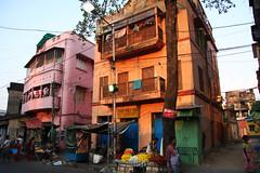 Kolkata, India 2013 (sensaos) Tags: street travel india house asia colours market kolkata calcutta 2013 sensaos