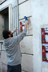 Pimp my clink  Nantes (Pegasus & Co) Tags: urban streetart paris art colors painting skull graffiti artwork collages live paintings arts dessin peinture menatwork bd artistes urbain tarek   arturbain  livepainting  geometrik