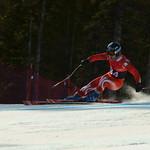 Nakiska Nor-Am SG - Riley Seger PHOTO CREDIT: Derek Trussler