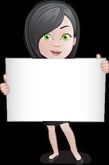 Cute Girl Vector   Business Woman Vector (cs.arenapromo) Tags: cute girl vector businesswomanvector