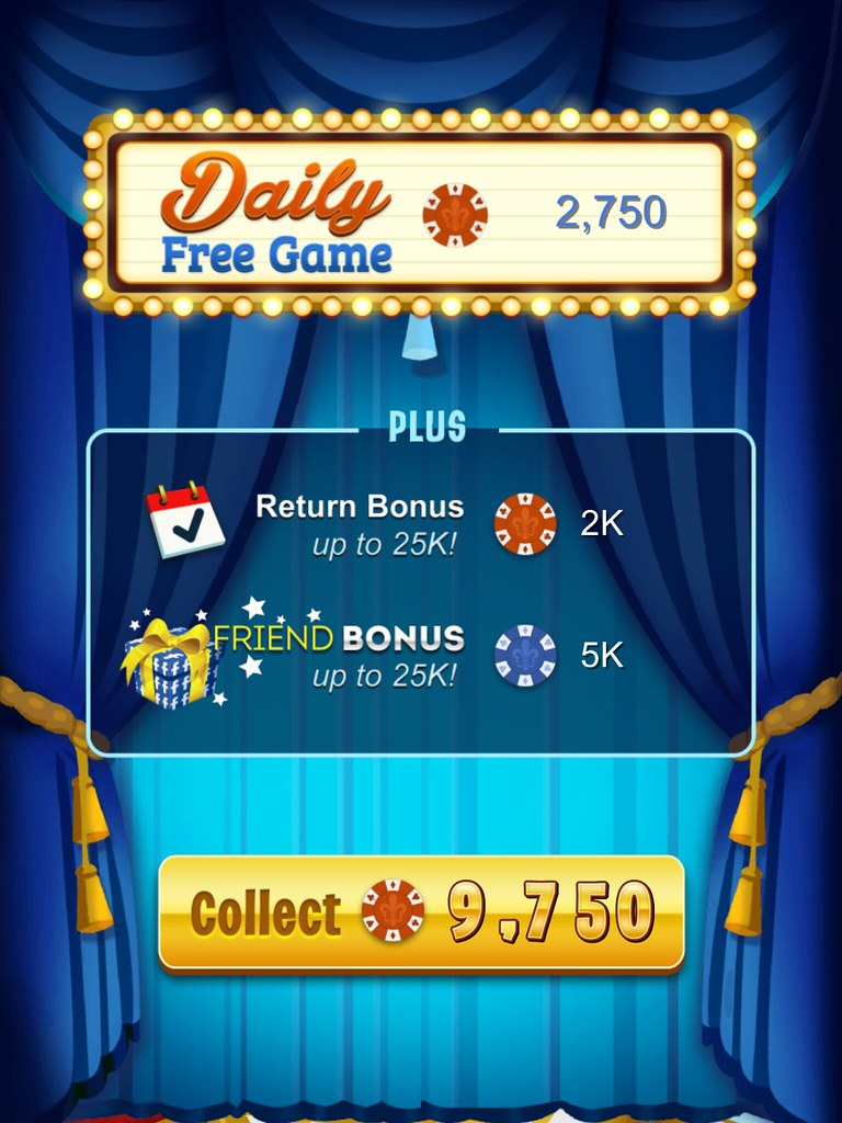 The world 39 s best photos of dailybonus and ui flickr hive for Big fish casino facebook