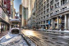 Grate Somewhere.jpg (Milosh Kosanovich) Tags: snow chicago macys subwayentrance statestreet hdr chicagotheatre chicagoist miloshkosanovich precisiondigitalpicscom mickchgo chicagophotographicart chicagophotoart precisiondigitalphotography