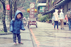 Rainy day in Wulai . New Taipei City in Taiwan 雨天跟烏來有約 . 台灣.新北市   DSC_0233
