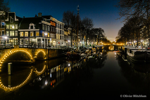 Amsterdam By night 2nd version